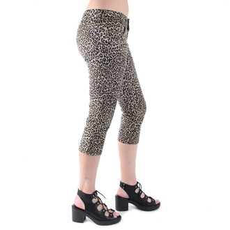 pantaloni 3/4 donna 3RDAND56th - Leopard, 3RDAND56th