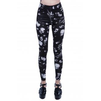 pantaloni donna (leggings) IRON FIST - Infedeltà - Nero