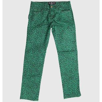 pantaloni donna COLLECTIF - Verde