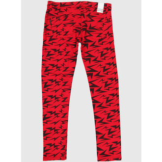 pantaloni donna PENALE DANNI - Red