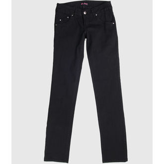 pantaloni donna 3RDAND56th - Nero, 3RDAND56th