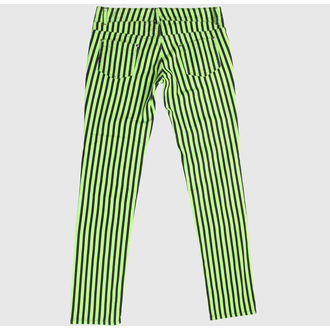 pantaloni donna Verde/Nero