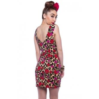 vestito donna IRON FIST - Leopard Garden - Leopard, IRON FIST