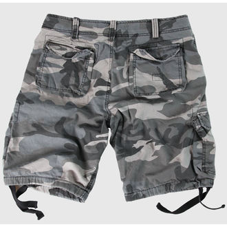 pantaloncini uomo SURPLUS - Airborne Vintage - Nightcamo, SURPLUS