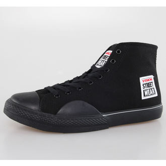 scarpe da ginnastica alte uomo - Canvas HI - VISION, VISION