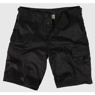 pantaloncini uomo US BDU - Black, BOOTS & BRACES