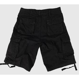 pantaloncini uomo USA-BDU - Vintage - Nero, BOOTS & BRACES