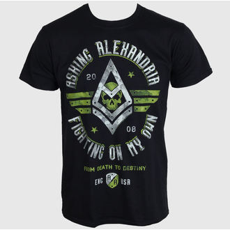 t-shirt metal uomo Asking Alexandria - Fight - PLASTIC HEAD, PLASTIC HEAD, Asking Alexandria