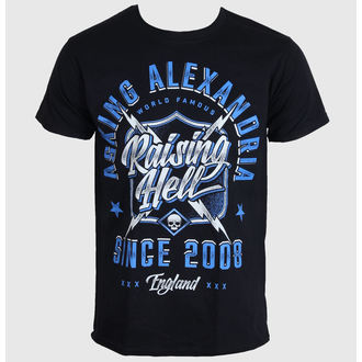 t-shirt metal uomo Asking Alexandria - Raising Hell - PLASTIC HEAD, PLASTIC HEAD, Asking Alexandria
