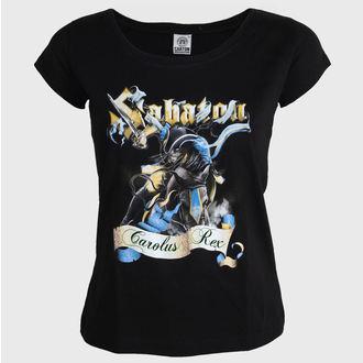 t-shirt metal donna Sabaton - - CARTON, CARTON, Sabaton