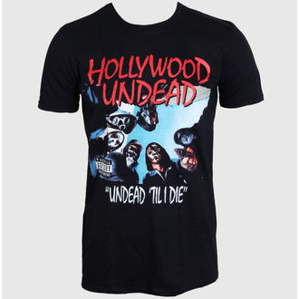 t-shirt metal uomo Hollywood Undead - Til I Die - PLASTIC HEAD, PLASTIC HEAD, Hollywood Undead