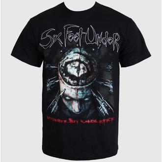 t-shirt uomo Six Feet Under - Massimo Violenza - ART WORX, ART WORX, Six Feet Under