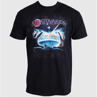 t-shirt uomo Stratovarius - New Vision - Nero - ART WORX, ART WORX, Stratovarius