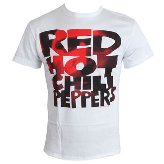 t-shirt metal uomo Red Hot Chili Peppers - Type Face Fill - AMPLIFIED, AMPLIFIED, Red Hot Chili Peppers