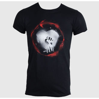 t-shirt metal uomo Rise Against - Caution - PLASTIC HEAD, PLASTIC HEAD, Rise Against