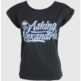 t-shirt metal donna Asking Alexandria - - PLASTIC HEAD, PLASTIC HEAD, Asking Alexandria