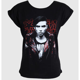 t-shirt metal donna Black Veil Brides - Collar - PLASTIC HEAD, PLASTIC HEAD, Black Veil Brides