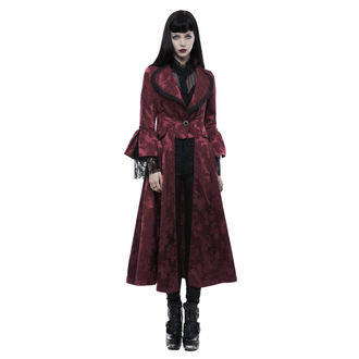 Da donna cappotto PUNK RAVE - Ruby Gothic, PUNK RAVE