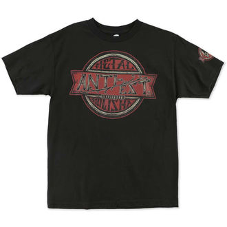 t-shirt street uomo - Anti - METAL MULISHA, METAL MULISHA