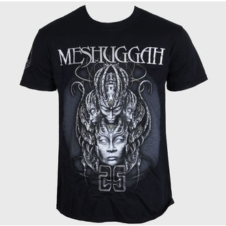 t-shirt metal uomo Meshuggah - 25 Years - LIVE NATION, LIVE NATION, Meshuggah