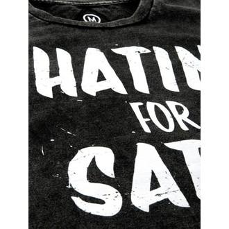 t-shirt hardcore uomo - Hatin - DISTURBIA, DISTURBIA