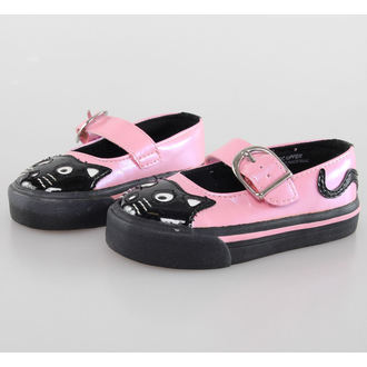 scarpe bambino TUK- Rosa/Nero, NNM