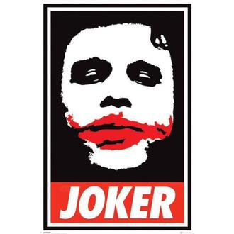 poster Batman - The Buio Night - Obbedire The Joker - PYRAMID POSTER, PYRAMID POSTERS