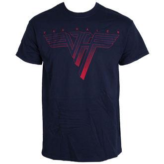 t-shirt metal uomo Van Halen - Classic Logo - LIVE NATION, LIVE NATION, Van Halen