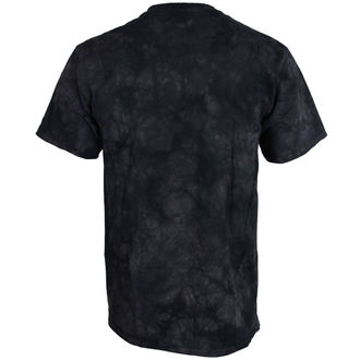 t-shirt metal uomo Kiss - Faces - LIQUID BLUE, LIQUID BLUE, Kiss