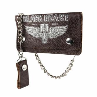 Portafogli BLACK HEART - Rahakot - Marrone, BLACK HEART