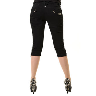 pantaloncini donna 3/4 POIZEN INDUSTRIES - Demi Capri, VIXXSIN