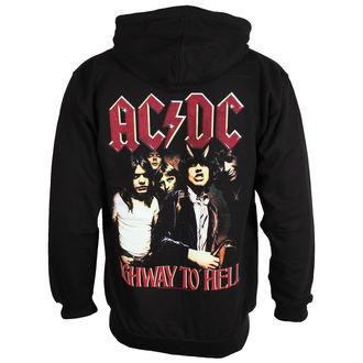 felpa con capuccio uomo AC-DC - Highway To Hell - PLASTIC HEAD, PLASTIC HEAD, AC-DC