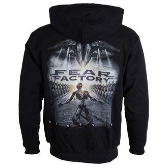 felpa con capuccio uomo Fear Factory - Genexus - NUCLEAR BLAST, NUCLEAR BLAST, Fear Factory