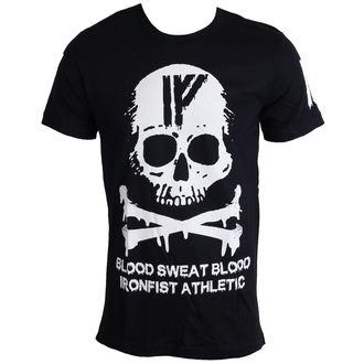 t-shirt street uomo - Driip Skull - IRON FIST, IRON FIST