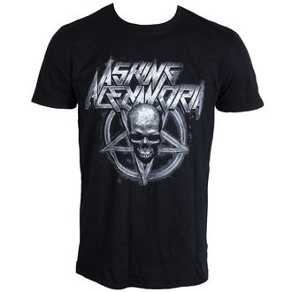 t-shirt metal uomo Asking Alexandria - Death Metal - LIVE NATION, LIVE NATION, Asking Alexandria