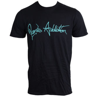 t-shirt metal uomo Jane's Addiction - logo - LIVE NATION, LIVE NATION, Jane's Addiction