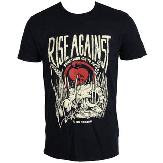 t-shirt metal uomo Rise Against - Vulture - LIVE NATION, LIVE NATION, Rise Against