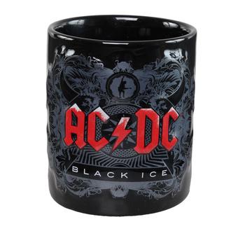 tazza AC / DC - Nero Ice - FBI., F.B.I., AC-DC