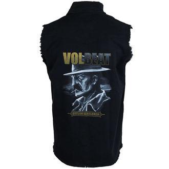 gilet uomo Volbeat - Outlaw Gentlemen - RAZAMATAZ, RAZAMATAZ, Volbeat