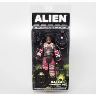 figure ALIEN - DALLAS - Compressione Tuta, NECA, Alien - Vetřelec