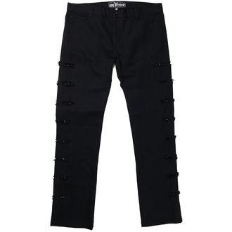 pantaloni BAT ATTACK - Nero - DANNEGGIATO, BAT ATTACK