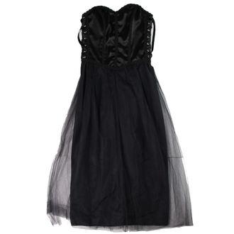vestito donna ADERLASS - Nero - DANNEGGIATO, ADERLASS