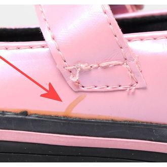 scarpe bambino TUK- Rosa/Nero - DANNEGGIATO, NNM