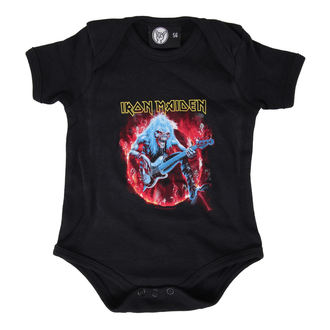 corpo bambino Iron Maiden - FLF - Nero - Metal-Kids, Metal-Kids, Iron Maiden
