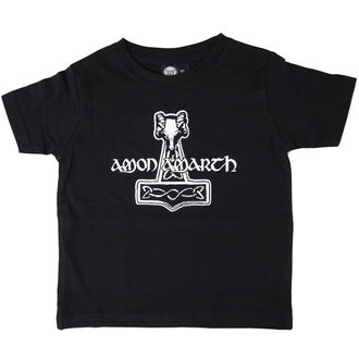 t-shirt metal bambino Amon Amarth - Hammer - Metal-Kids