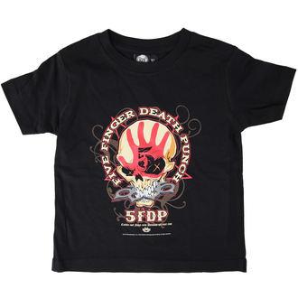 t-shirt metal bambino Five Finger Death Punch - Knucklehead - Metal-Kids, Metal-Kids, Five Finger Death Punch