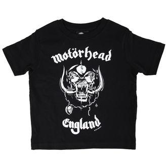 t-shirt metal bambino Motörhead - England - Metal-Kids, Metal-Kids, Motörhead