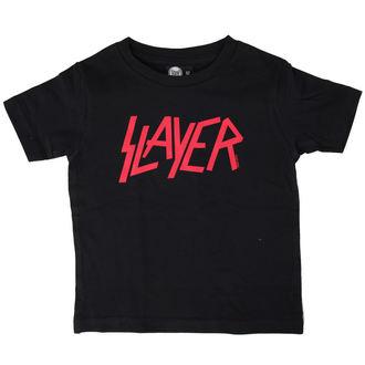 t-shirt metal bambino Slayer - Logo - Metal-Kids, Metal-Kids, Slayer