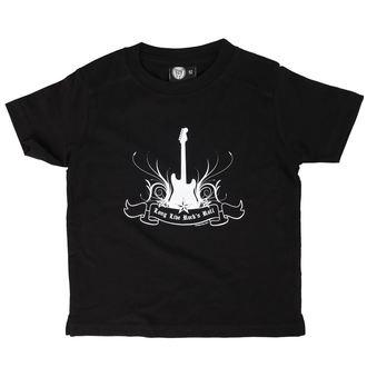 t-shirt metal bambino - Long Live Rock N Roll - Metal-Kids, Metal-Kids