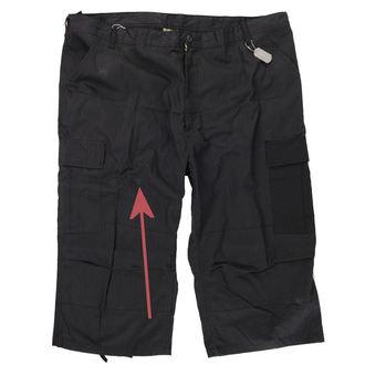 3/4 pantaloni uomo ROTHCO - Capri - BLACK - DANNEGGIATO, ROTHCO